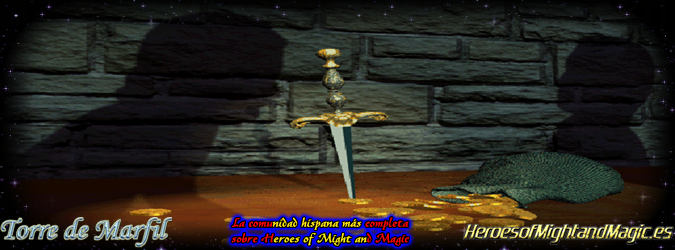 Torre de Marfil - La Comunidad Hispana más completa y emprendedora sobre Heroes of Might and Magic